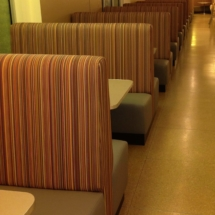 Banquette row2