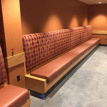 30 A unique custom commercial seating solution provider to New England.